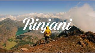 Download RINJANI via SEMBALUN - TOREAN (CINEMATIC VIDEO with AERIAL DRONE) Video