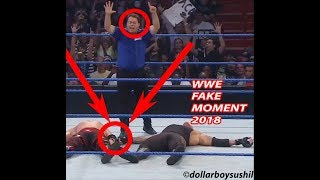 Download WWE Fake Moment Caught | 10000000% Real | With Proof | Video