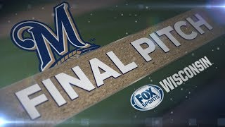 Download Brewers Final Pitch: Broxton's catch is 'one to remember' Video