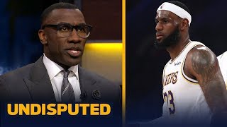 Download Shannon Sharpe and Skip Bayless react to the Lakers preseason blowout of Warriors   NBA   UNDISPUTED Video