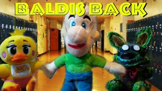 Download FNAF School Plush: Baldis Back! Video