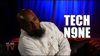 Download Tech N9ne Shows How Fast He Can Rap, Has Trouble Doing the Same Verse Slow (Part 3) Video