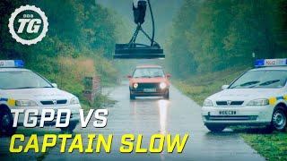 Download TGPD vs Captain Slow | Top Gear | Series 21 | BBC Video