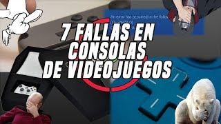 Download Top 7: PEORES ERRORES EN CONSOLAS DE VIDEOJUEGOS Video