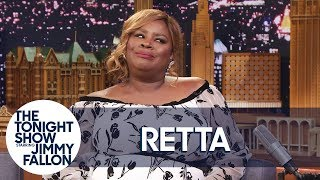 Download Retta Witnessed a Real Robbery While Filming One for Good Girls Video