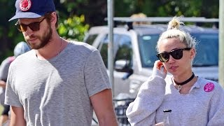 Download Miley Cyrus & Liam Hemsworth SPARK Baby Rumors After Building THIS! Video