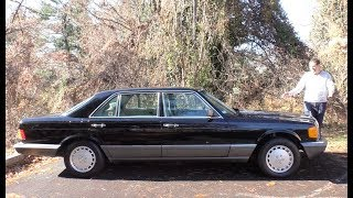 Download Here's a Tour of a $150,000 Mercedes S-Class ... From 1991 Video
