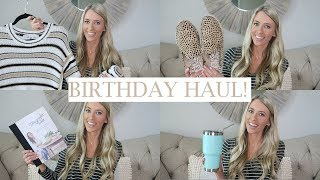 Download Birthday Haul: Nordstrom, Target, Amazon, TJ Maxx | Cute Basics! | Fall Clothing Haul | Erica Lee Video