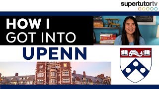 Download How I Got Into UPenn Video