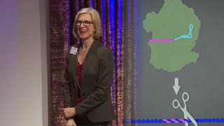 Download Jennifer Doudna: CRISPR Systems: From adaptive immunity to genome editing Video