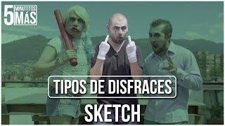 Download Tipos de Disfraces | Sketch Video