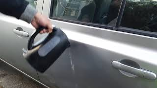 Download Car Dent Repair With Hot Water And Toilet Plunger DIY Video