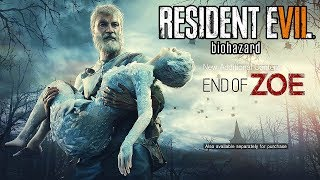 Download Resident Evil 7 - ″Not a Hero/End of Zoe″ Gameplay Trailer 4K @ 2160p (60ᶠᵖˢ) ✔ Video