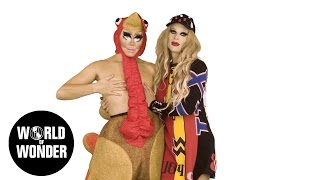 Download UNHhhh Ep 32: ″Thanxgiving″ w/ Trixie Mattel & Katya Zamolodchikova Video