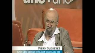 Download Entrevista A Piero Gleijeses, Autor Del Libro La Revolución De Abril De 1965 Video