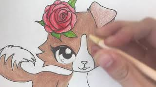 Download LPS: 🎨{Drawing Collie}🎨{OLD} Video