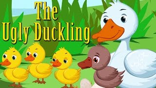 Download The Ugly Duckling Full Story | Animated Fairy Tales for Children | Bedtime Stories Video