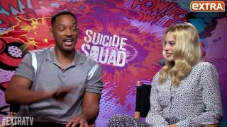 Download Suicide Squad Cast Funny Moments Video