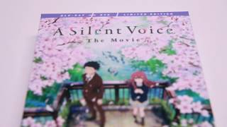 Download A Silent Voice Limited Edition Unboxing Video