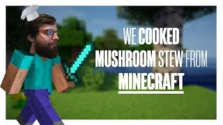 Download We cooked mushroom stew from Minecraft Video
