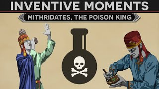 Download Inventive Moments in History - Mithridates, The Poison King Video