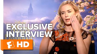 Download What Makes Emily Blunt ″Practically Perfect″ or ″Kerflooey″? | 'Mary Poppins Returns' Interview Video