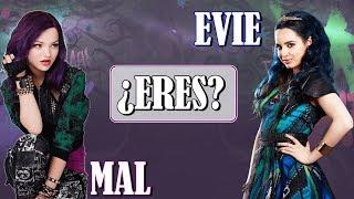 Download ¿Eres Mal o Evie? - #2TEST DE PERSONALIDAD ¿QUIÉN SERAS ESTA VEZ? Video