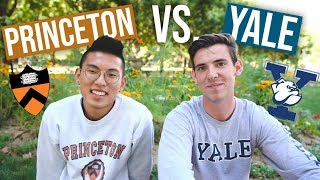 Download Life at PRINCETON vs YALE - Academics, Extra-Curriculars, Parties? feat. Nic Chae Video