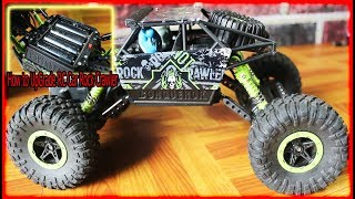 Download How to Upgrade -RC Car Rock Crawler Video