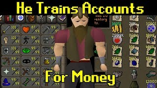 Download Inside The Black Market of RuneScape Services Video