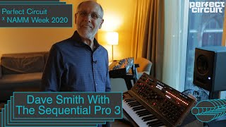 Download NAMM 2020: Dave Smith Pro 3 Interview - Sequential Video