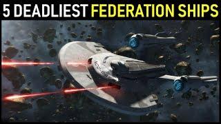Download The 5 Deadliest Federation Starships | Star Trek Lore ft. Spacedock Video