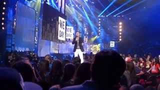 Download Donnie Yen Live Speech at We Day Vancouver - 22nd October 2014 Video