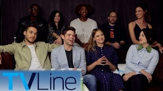 Download Supergirl Cast Interview + Singing! | Comic-Con 2017 | TVLine Video