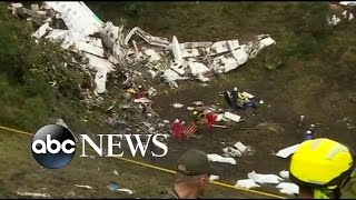 Download Brazilian Soccer Team in Deadly Plane Crash Video
