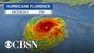 Download Millions brace for Hurricane Florence Video