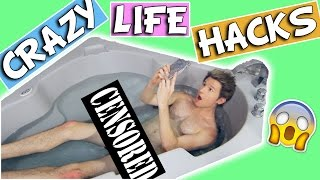 Download CRAZY LIFE HACKS THAT ACTUALLY WORK Video
