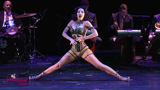Download Queen of Burlesque 2017 RAQUEL REED - 9th Annual New Orleans Burlesque Festival Video