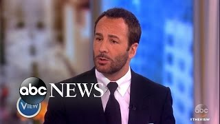 Download Tom Ford on Declining to Dress Melania Trump Video