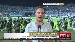 Download Brazil mourns as Colombia investigates what led to deadly plane crash Video