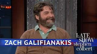 Download A Song To Help Remember Zach Galifianakis' Name Video