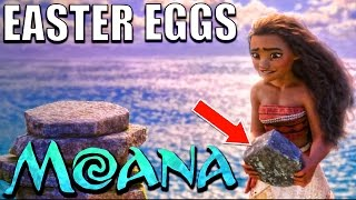 Download 30 Easter Eggs of MOANA You Didn't Notice Video