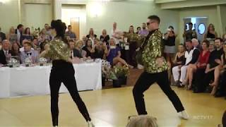 Download Dancing with the Celebrities 2017: Bianca Morin & Luke Malczewski Video