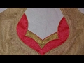 Download Blouse Back Neck Pattern Design Cutting And Stitching ( DIY) Video