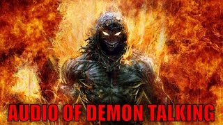 Download MUST WATCH! DEMON TALKING OUT OF TEENAGE GIRL DESCRIBES THE DEVIL, HELL & HEAVEN Video