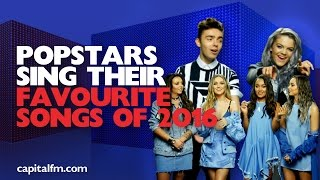 Download Popstars Sing Their Favourite Songs 2016 Video