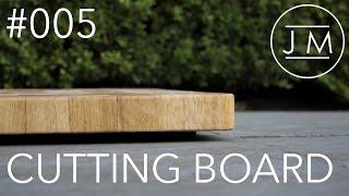 Download JM - #005 Refurbished Cutting Board Video