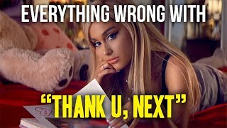 Download Everything Wrong With Ariana Grande - ″thank u, next″ Video