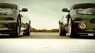Download Aston Martin: DBS vs DB9 and Vanquish   Top Gear Video
