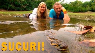 Download #10 EXPEDIÇÃO AVENTURA PANTANAL | SUCURI | RICHARD RASMUSSEN Video